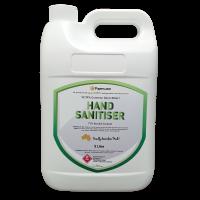 71% Instant Hand Sanitiser Gel - 5L
