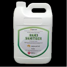70% Instant Hand Sanitiser Gel - 5L