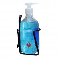 Multi-purpose Metal Bracket for Sanitiser bottles or Alcohol Wipes