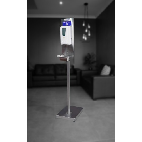Stainless Steel Automatic Hand Sanitiser Station