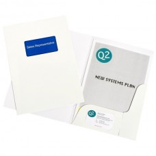 Marbig® Professional Series Gloss Presentation Folders - 20 pack