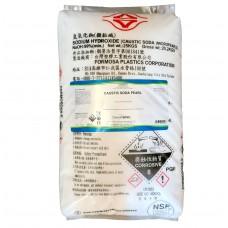 Caustic Soda Pearl; 25kg