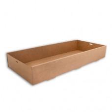 Kraft Catering Presentation Gift Tray Box - Large (50 per carton)