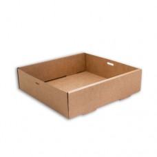 Kraft Catering Presentation Gift Tray Box - Small (100 per carton)