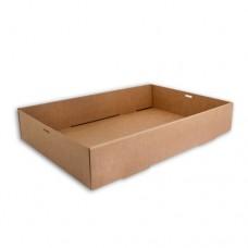 Kraft Catering Presentation Gift Tray Box - Extra Large (50 per carton)