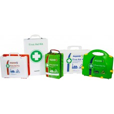 Responder 4 Series First Aid Kits 1-25 People