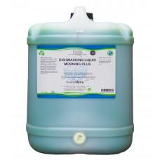 Economy Green Dishwashing Liquid 25L