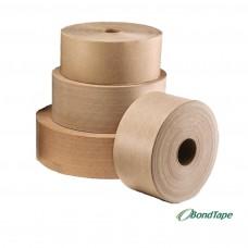 Reinforced Gummed Kraft Paper Tape 70 mm x 92m Bond Tape GRT-7092 10 rolls per carton