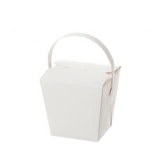 Food Pail; cardboard handle 32oz 960ml 250/ctn