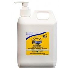 Sunscreen 50SPF; 1L