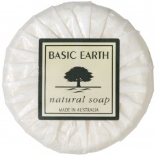 Soap; pleat wrap 20g Basic Earth 400/ctn