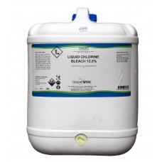 Liquid Chlorine; 12.5% Hypo Choride 20L