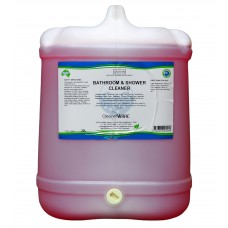Bathroom & Shower Cleaner; 20L