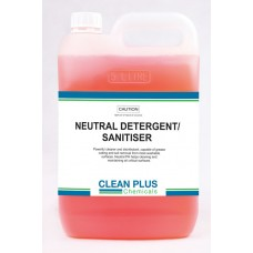 Neutral Detergent/Sanitiser; All surface cleaner and protector 20L