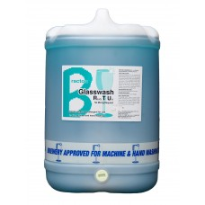 Bracton Glasswash RTU; (ready to use) 25L