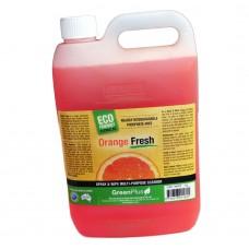 Orange Fresh; Spray & Wipe multi purpose cleaner concentrate 5L