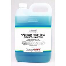 Washroom Cleaner Sanitiser; 5L