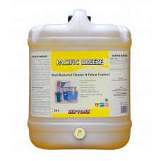 Pacific Breeze Antibacterial Cleaner and Odour Control - 20L