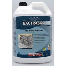 Bactrasan No Rinse Sanitiser; 5L