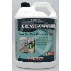 Grease-Away Heavy Duty Floor Cleaner - 5L