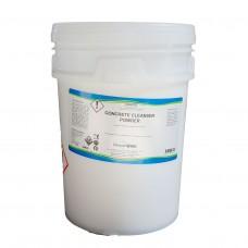 Concrete Cleanser Powder; 20kg