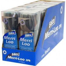 Merri Loo 3/pack 12/box