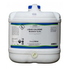 Liquid Chlorine Bleach 12.5% Hypo Chlorite 15L