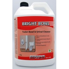 Toilet Cleaner; Bright Bowl 5L