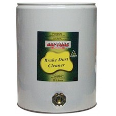 Brake Dust Cleaner Septone; 20L Pail