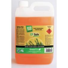 CP Solvent Degreaser Natural solvent based gum remover 5ltr