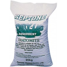 Septone Dry up Absorbant Diatomite Granules 20kg