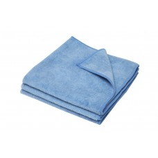 Microfibre Cloth; Blue Merrifibre 12 x 3pk 36ea/ctn