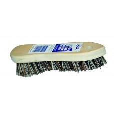 Scrubbing Brush; single wing
