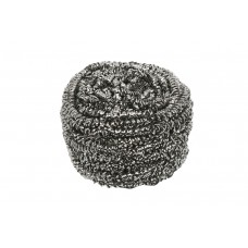 Stainless Steel Scourers 50gm  6 per pack