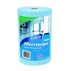 Wipes; Super HD roll 90 sheets Blue
