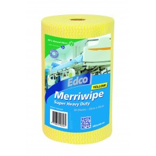 Wipes; Super HD roll 90 sheets Yellow