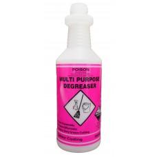 Spray Bottle; 500ml - Multipurpose degreaser