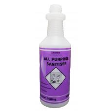 Spray Bottle; 500ml - All purpose sanitiser