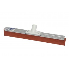 Floor Squeegee; Red rubber 600mm