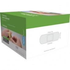 Aeroplast; Extra Wide Tan Plastic 100/pack