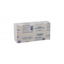 Interleaved Hand Towel; 23 x 26.5cm 1220CW 20 x 120pk/ctn 2400/ctn