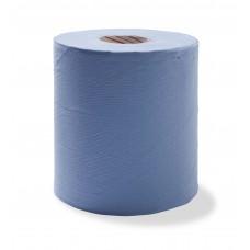 Blue Centrefeed Towel 21cm x 300m 6rolls/ctn