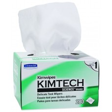 Wipes; Kimtech Kimwipes 3412010 11 x 21cm 30 x 280pk/ctn