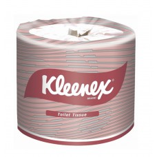 Toilet Tissue; 2ply 400 sheets/roll Kleenex 4735 48rolls/pk