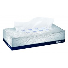 Facial Tissues; 2ply 100 sheets/pk Kleenex 4720 48pks/ctn