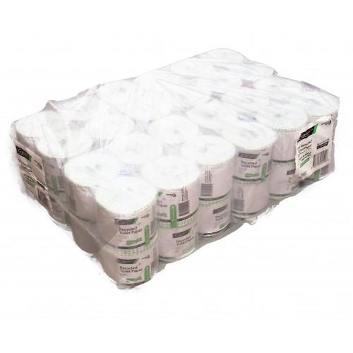 Toilet Tissue 1ply Capri 1000 Sheets Roll 48rolls Pack