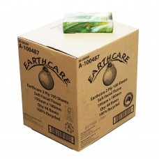 Facial Tissues Earthcare 100sheet 2ply Recycled 48ctn