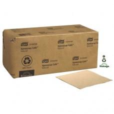 Xpressnap Napkins; kraft/natural DX606E Cafe 1ply 6000/ctn N10