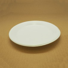 "Foam Plate; 7"" Round Laminated 4 x 125pk/ctn 500/ctn"
