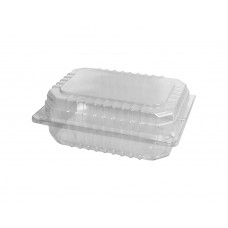 Eco-Smart Clearview Salad Pack Small - 500 per carton